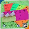 Fluorescence Paper Sticker