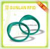 Polshorloge RFID Silicone met Hf/Lf Chip (SL3328))