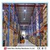 La logistique de matériel de mémoire d'entrepôt dirige la crémaillère