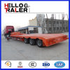 Сверхмощный Tri Axle трейлер Lowbed 50 тонн