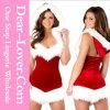 성인과 Women Christmas 산타클로스 Costumes