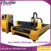 Machine 2016 de découpage de laser de fibre de Jinan Ruijie 750W d'année avec le générateur de Raycus