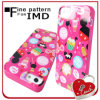 Цветастое iPhone Apple аргументы за Balloon Rubber Pone Quality Rubber Covers