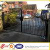 Porte de porte pratique adaptée aux besoins du client de fer travaillé/fer travaillé de sûreté