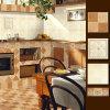 Frontera y azulejo de cerámica esmaltados cuarto de baño de la cocina del material de construcción