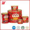 Alta qualidade por atacado pasta de tomate enlatada