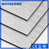 De Plaat van ACS van de polyester met de Hoge Sterkte van de Schil en Onverbrekelijke LDPE Kern