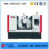 높은 정밀도 Fanuc 통제 시스템, Atc를 가진 중국 CNC 수직 유형 기계로 가공 센터 Vmc1270