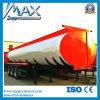 Aanhangwagen de van uitstekende kwaliteit van de Tanker van het Aluminium