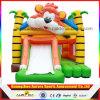 Balão inflável Moomwalk inflável do Trampoline do Bouncer do ar com corrediça