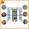 Movimentação de aço do sistema do armazenamento dentro com o racking da pálete