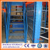 Plancher de mezzanine résistant adapté aux besoins du client, système de défilement ligne par ligne de mezzanine
