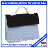 De dagelijkse Handtas van de Totalisator van de Dames van het Canvas van de Vrije tijd voor het Winkelen of het Werk