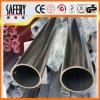 304L 316L Prijs van de Pijp van het Roestvrij staal de Decoratieve per Meter