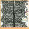 Шнурок 100% вышивки белого африканского гипюра качества ресницы химически