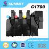 Cartucho de toner compatible de la impresora laser C1700