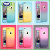 iPhone를 위한 가득 차있는 Body 360 Degree Protect Phone Case Gladient Color Phone Case