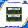 Notizbuch DDR2 2GB RAM Memory Work mit Motherboards