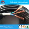 De Flexibele Kabel Rvv van de Markt 3*1.5mm2 van Singapore van de Prijs van de fabriek