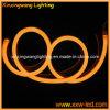 De oranje LEIDENE van de Kleur Kabel van het Neon