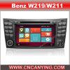 Benz W211, W219 (CY-9303)를 위한 특별한 Car DVD Player