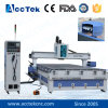 Hölzerne CNC-Stich-Maschinerie 3D CNC-Grabstein-Gravierfräsmaschine