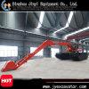 Longue perche avec l'excavatrice hydraulique Jyae-124