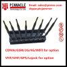 Emittente di disturbo del segnale del cellulare dell'emittente di disturbo di /WiFi dell'emittente di disturbo di Lte dell'emittente di disturbo di GSM/CDMA/3G/4G