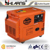 5kw Silent Model Diesel Power Generator (DG6500SE)