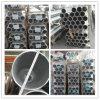 Kaltbezogene nahtlose Aluminiumlegierung-Höhlung-rundes Rohr 2A12 T4