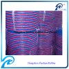 Tubo flessibile gemellare Braided della gomma della saldatura della fibra flessibile