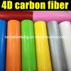 Лоснистое Super Quality 4D Carbon Fiber Vinyl
