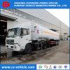 Acoplado del depósito de gasolina del acoplado 42m3 del buque de petróleo del precio de fábrica 42000L