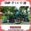 De openlucht Plastic Speelplaats van de Kinderen van de Speelplaats van de Speelplaats Plastic