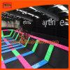 Mich Floor Jumping Trampolines Fitness com Handrail