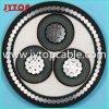 Высокий бронированный кабель стального провода проводника Voltage18/30kv алюминиевый изолированный XLPE