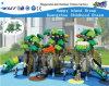 Equipamento ao ar livre do campo de jogos da corrediça Multifunctional da série da árvore (HF-11001)