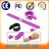 USB Stick Pen Drive (TC-624) del USB Flash Drive Bracelets Custom Memory Disk del silicone 1GB