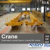 Élans 50ton Double Girder Overhead Crane/Crane /Bridge Crane/Wire Rope Hoist Crane
