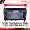 벤츠 Clk W209/Cls W219 인조 인간 GPS 수신기 항법을%s 자동 DVD