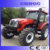 2015 de Nieuwe Goedkope 4WD Tractor van het Landbouwbedrijf van het Wiel 100HP