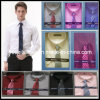 Robe affaires Mens shirt avec Tie (HY1401)