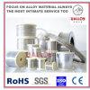 Alambre Cr20ni80 del nicrom 8020 de la aleación de la calefacción para el E-Cigarrillo
