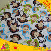 Stampa Minky Fabric Used per Baby Blanket
