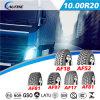 Fábrica Marca Heavy Duty Truck / Bus neumáticos (10.00R20-18)