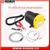 12V 60W Oil Fuel Extractor Scavenge Suction Transfer Pump