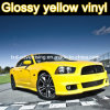 Yellow lucido Car Color Change Film, Car Wrapping Film, 1.52X30m