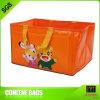 動物の印刷非編まれた袋(KLY-PN-0124)