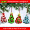 Polimero Clay Craft Gift con il LED Light per natale Ornaments