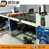 PP/PE/PC/PS/EVA/ABS/Pet Plastic Sheet Extruder di Sj120